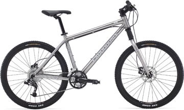 2008 Cannondale F4 Bicycle Details