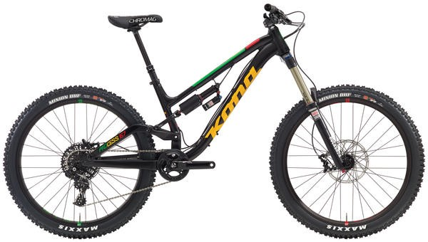 2016 Kona Process 167 - Bicycle Details - BicycleBlueBook.com