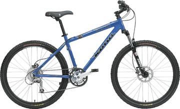 2008 Kona Cinder Cone Bicycle Details