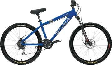 2007 Kona Scrap - Bicycle Details - BicycleBlueBook com