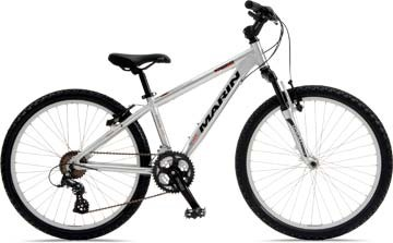 2007 Marin Bayview Trail 24 Bicycle Details Bicyclebluebook Com