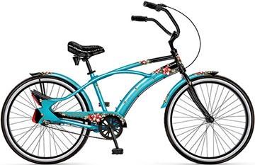 2009 Phat Cycles Aloha Mahalo 3 Bicycle Details