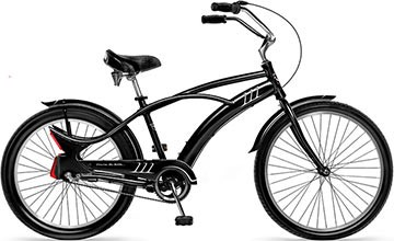 2009 Phat Cycles Kaddy Cruise De Ville 3 Bicycle Details