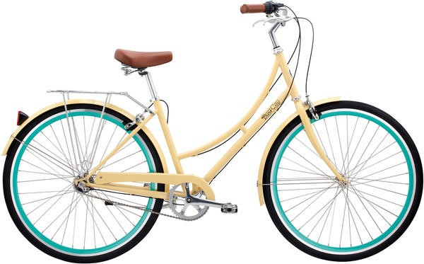 2016 Pure Fix Cycles Abbey 3-Speed - Women's - Bicycle