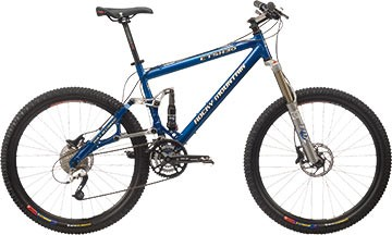 2008 Rocky Mountain Etsx 30 Bicycle Details