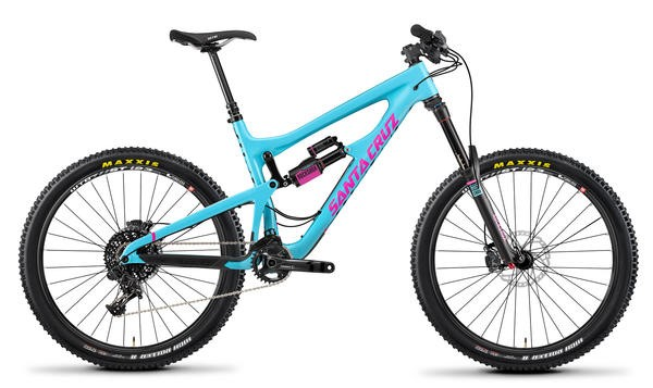 2015 Santa Cruz Nomad C - Bicycle Details - BicycleBlueBook.com