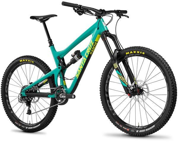 2016 Santa Cruz Nomad CC - Bicycle Details - BicycleBlueBook.com