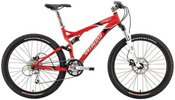 b2b3d267150 2008 Specialized FSR XC Comp - Bicycle Details - BicycleBlueBook.com