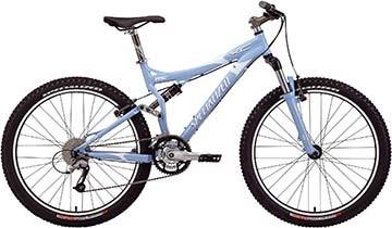 26064ec5169 2007 Specialized Women's FSR XC - Bicycle Details - BicycleBlueBook.com
