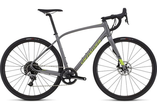 2016 Specialized Diverge Comp DSW X1 - Bicycle Details