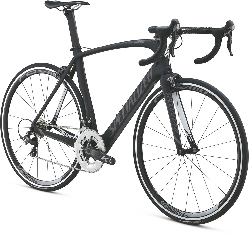 2013 Specialized Venge Expert Mid Compact - Bicycle Details