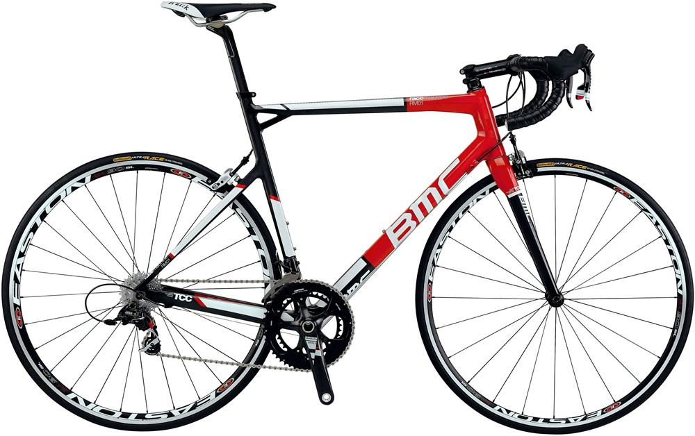 2012 BMC Racemachine RM01 (Red)
