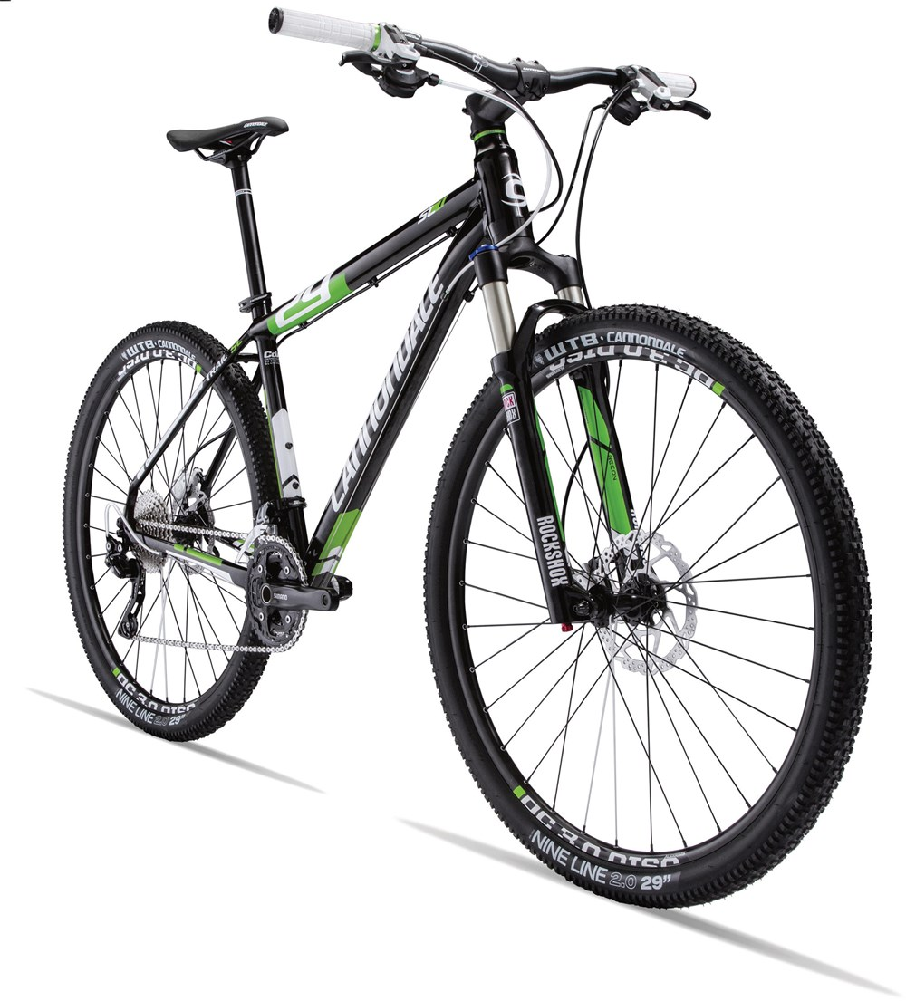 c03e897e970 2014 Cannondale Trail SL 29'er 1 - Bicycle Details - BicycleBlueBook.com