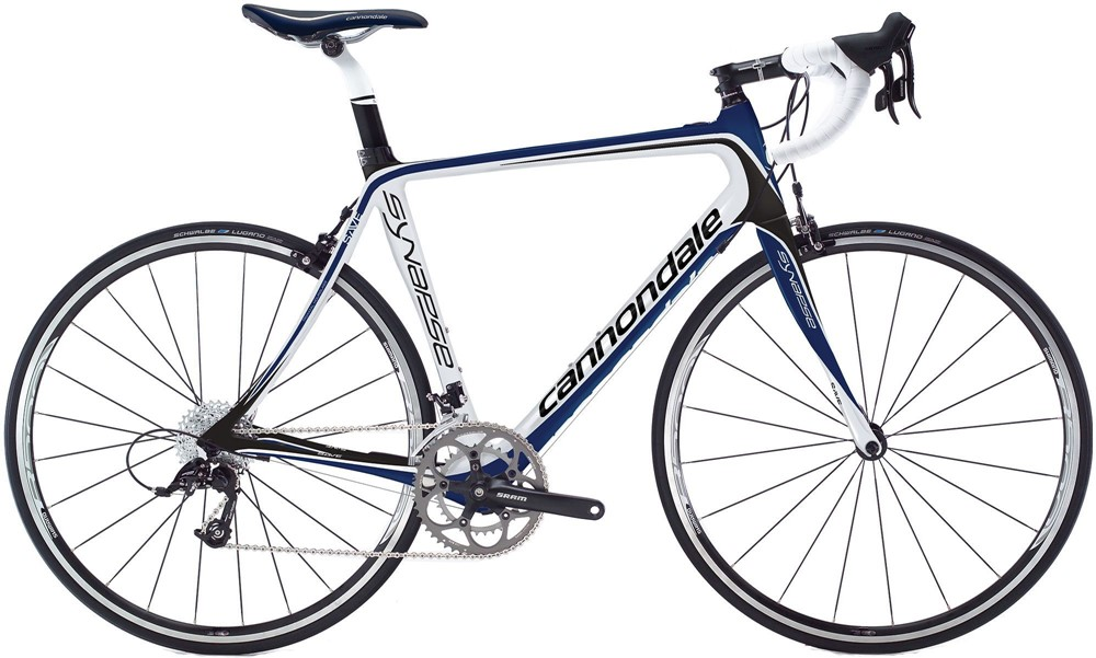 c429b29da6b 2011 Cannondale Synapse Carbon 6 - Bicycle Details - BicycleBlueBook.com