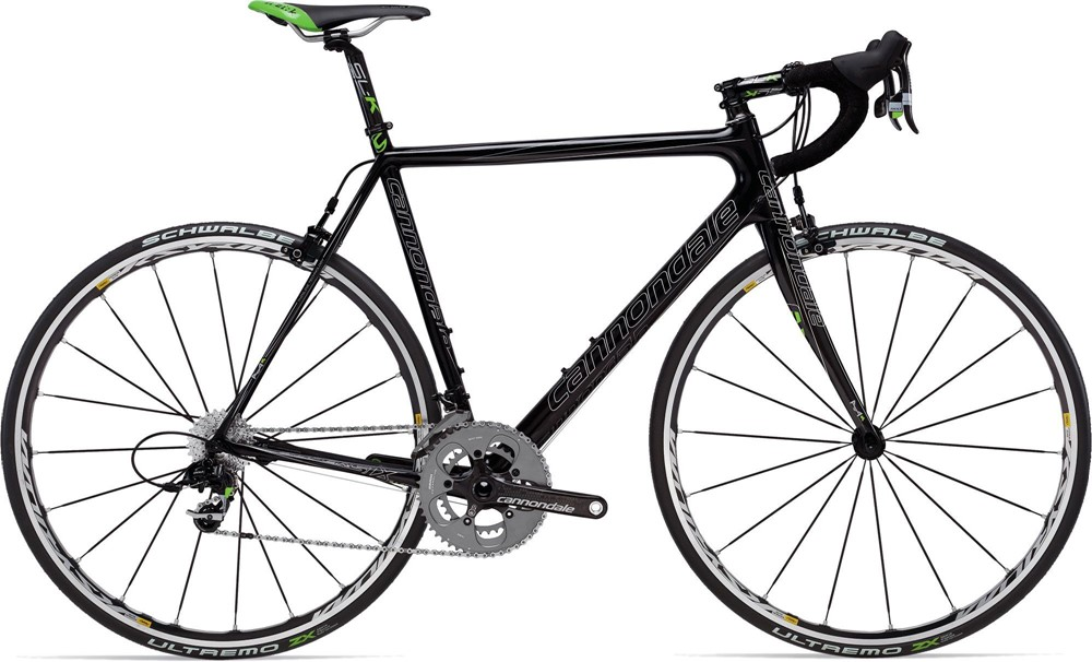 2012 Cannondale SuperSix EVO (Red) - Bicycle Details ...
