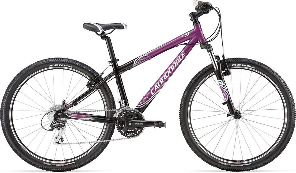 a98d6be5a09 2010 Cannondale F9 Feminine - Bicycle Details - BicycleBlueBook.com