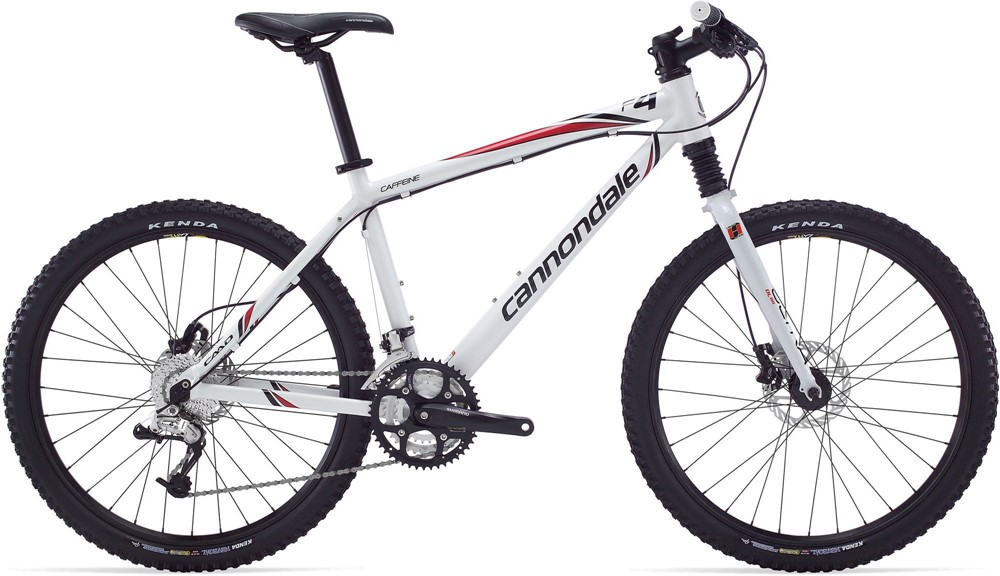 2009 Cannondale F4 Bicycle Details