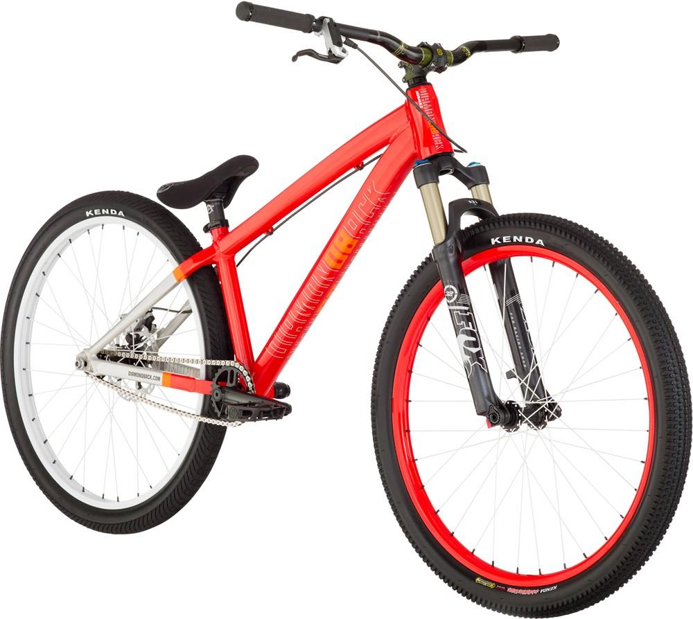 2013 Diamondback Assault Bicycle Details