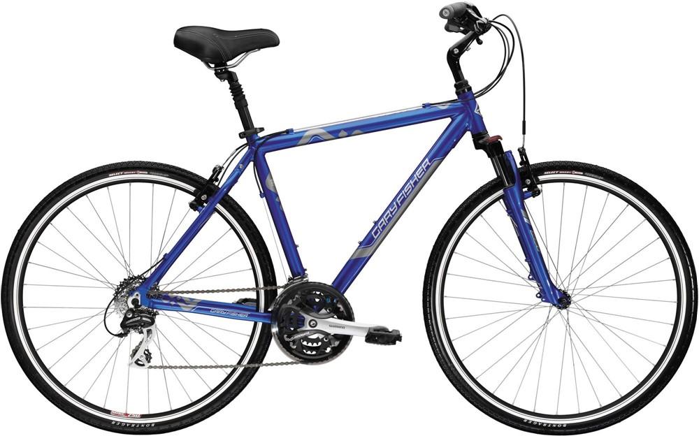 2010 Gary Fisher Zebrano - Bicycle Details ...