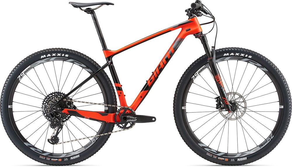 2018 Giant XTC Advanced 29 1
