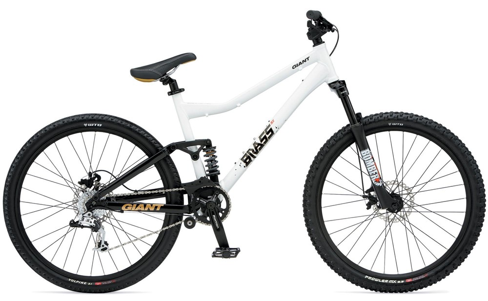 2009 Giant Brass Sx Bicycle Details