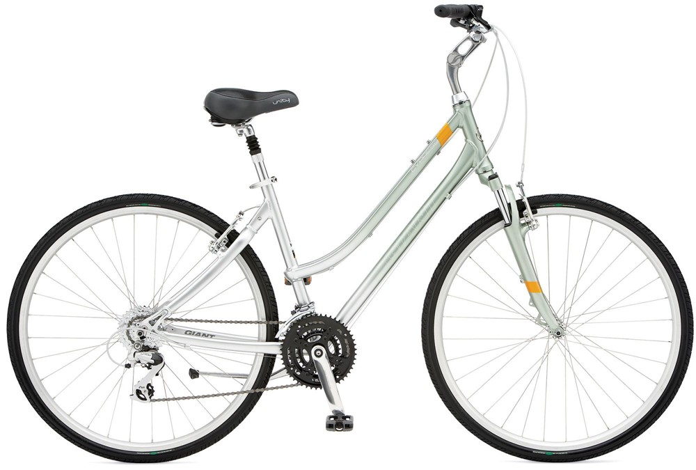 2009 Giant Cypress Dx W Bicycle Details