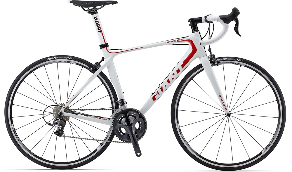 2013 Giant TCR Advanced 1 (Compact) - Bicycle Details