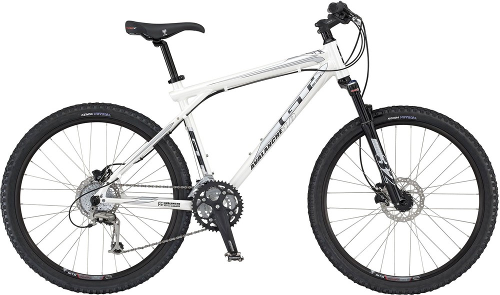 2009 Gt Avalanche 1 0 Disc Bicycle Details