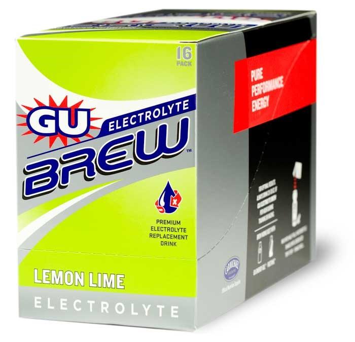 2013 GU Electrolyte Brew