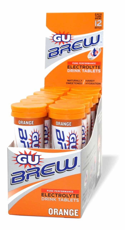 2013 GU Brew Electrolyte Tablets