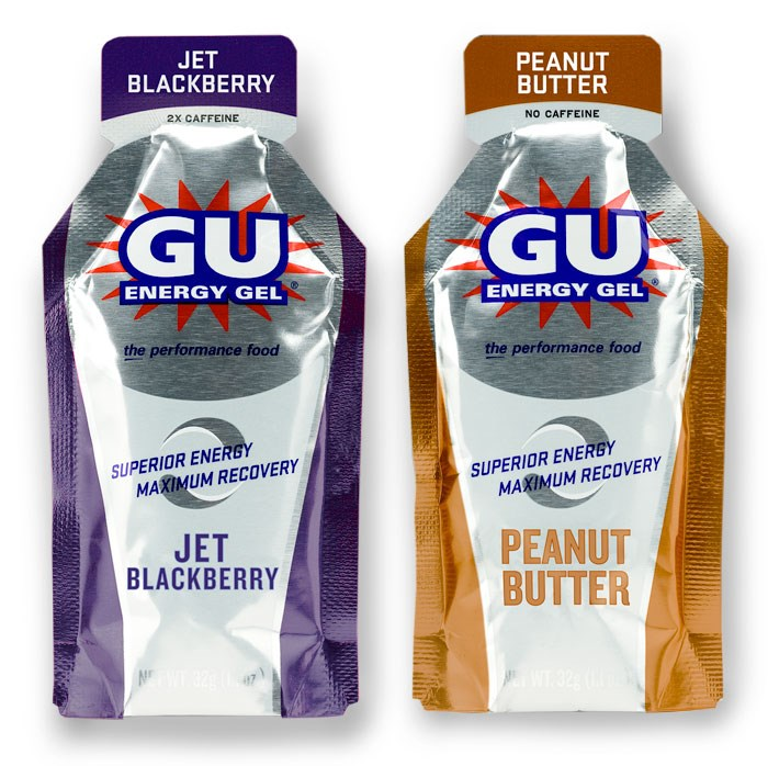 2013 GU Energy Gel Sampler 10-Pack