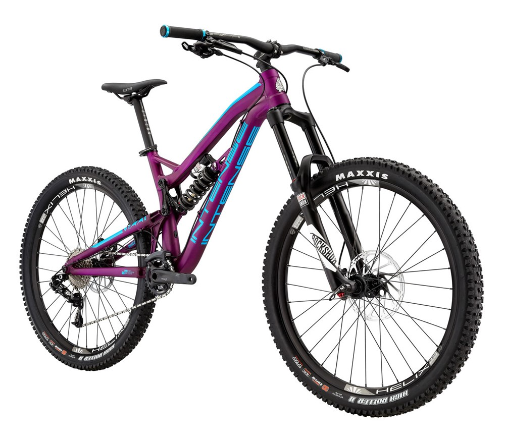 2016 Intense Cycles Uzzi Foundation - Bicycle Details ...
