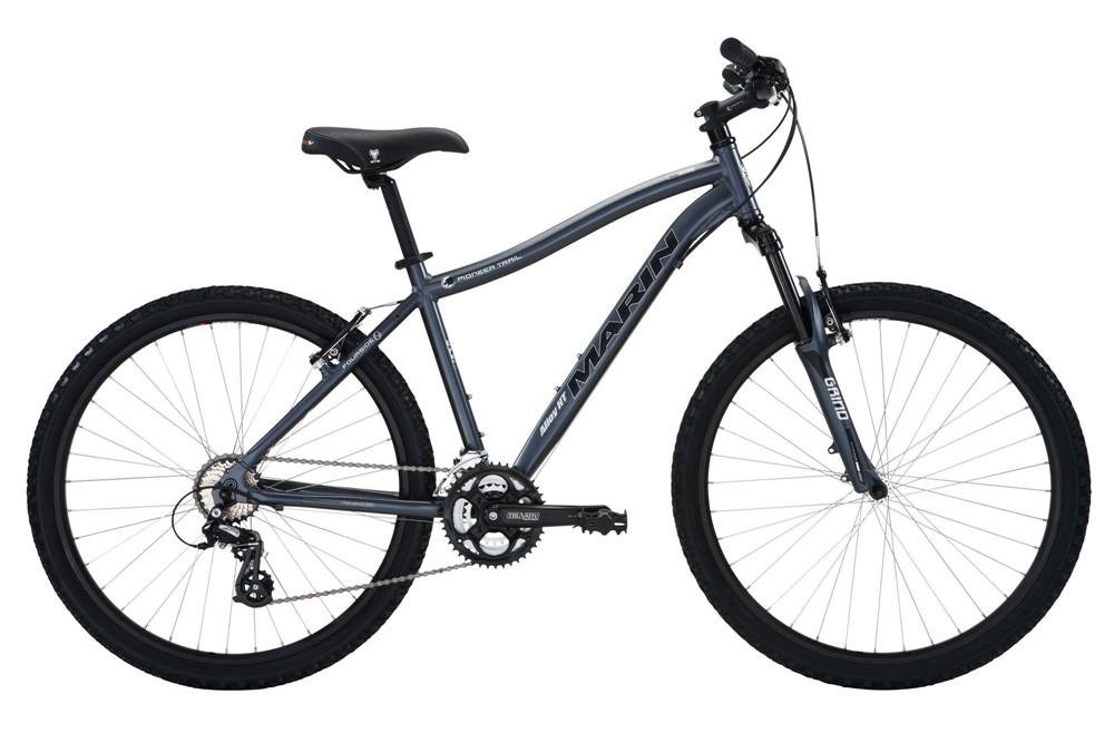 2009 Marin Pioneer Trail Bicycle Details