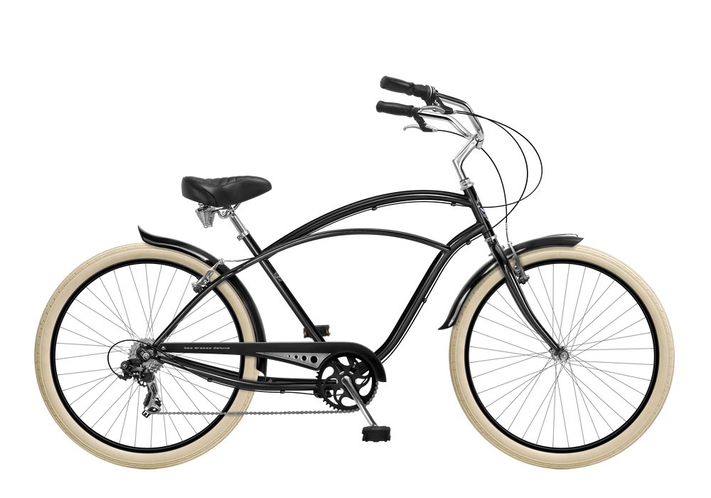 2014 Phat Cycles Sea Breeze Deluxe 6 Speed Bicycle Details