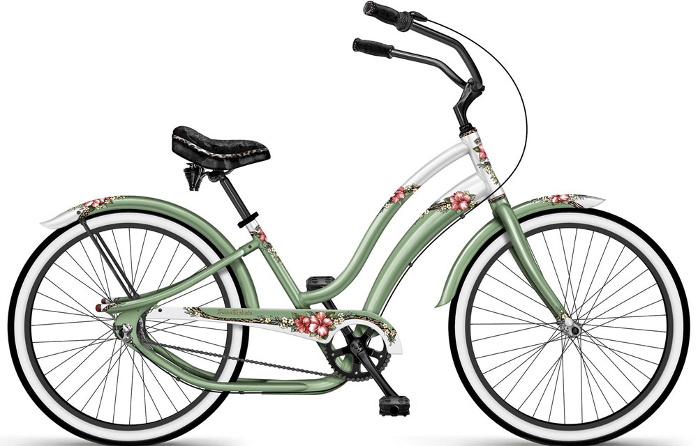2012 Phat Cycles Women S Aloha Mahalo 3 Speed Bicycle Details