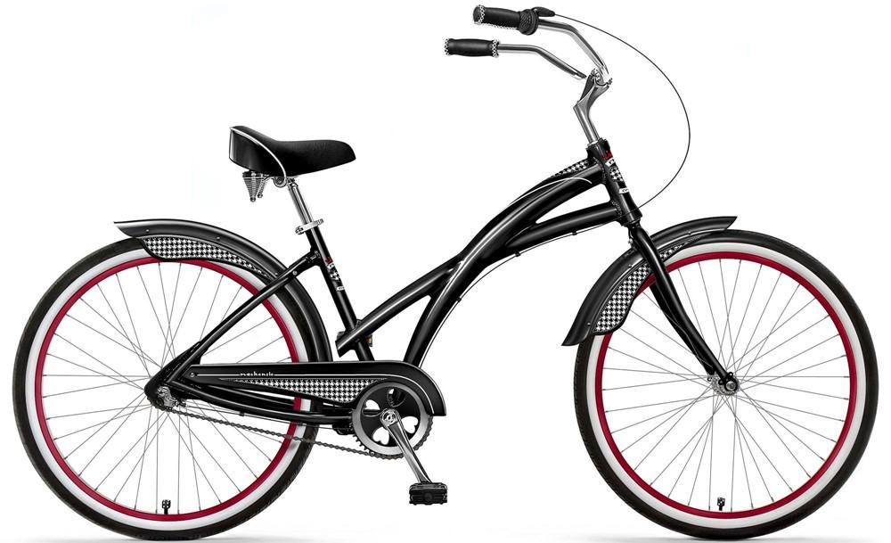 2012 Phat Cycles Women S Mackenzie 3 Speed Bicycle Details