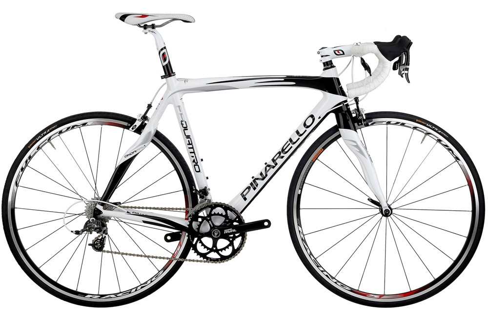 2012 Pinarello FP Quattro (Force/Rival) - Bicycle Details - BicycleBlueBook.com
