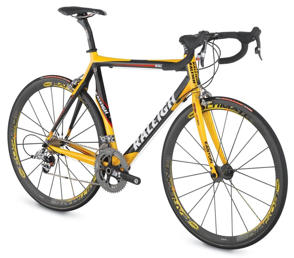 2009 Raleigh Team Frameset Bicycle Details