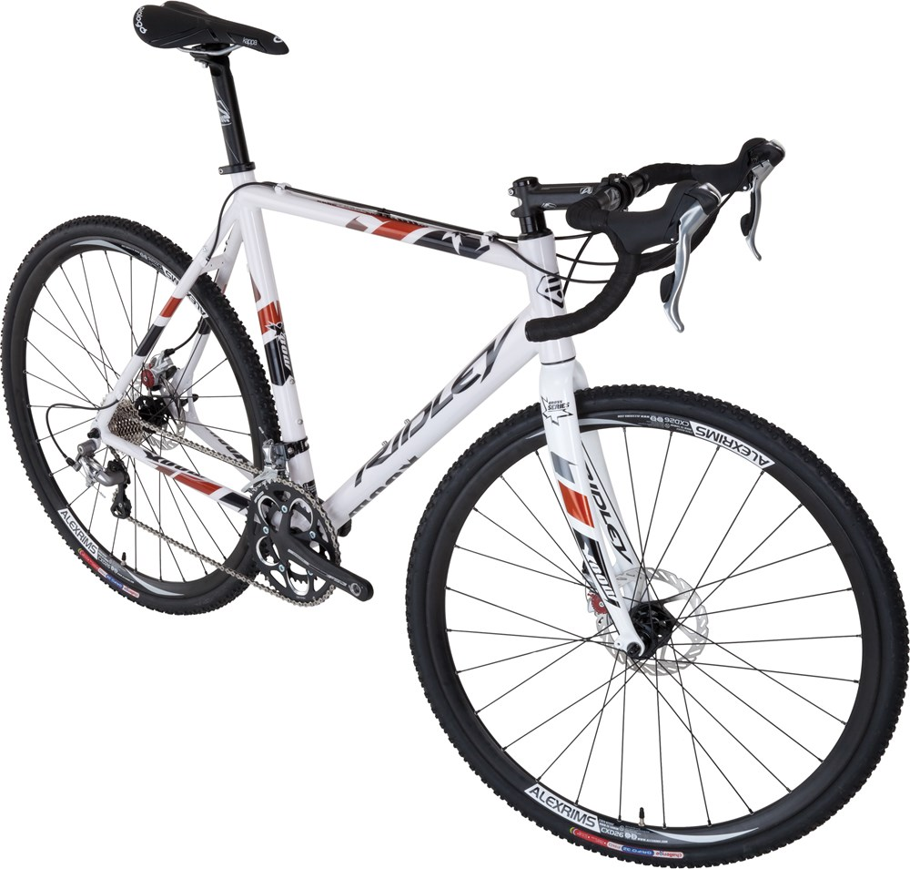 2014 Ridley X Bow Bicycle Details