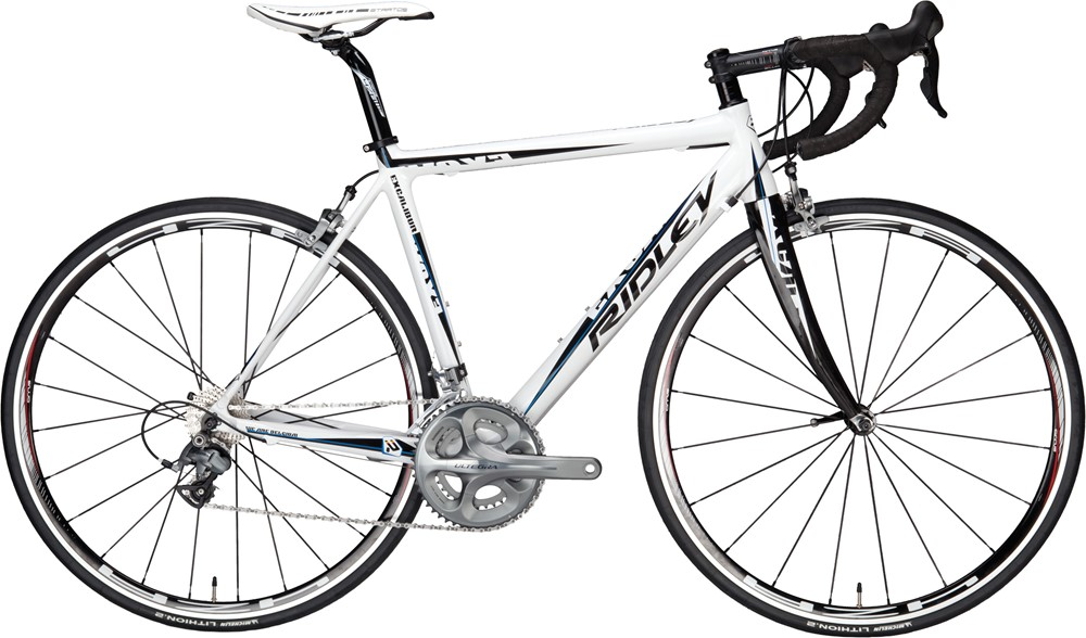 2012 ridley excalibur - bicycle details
