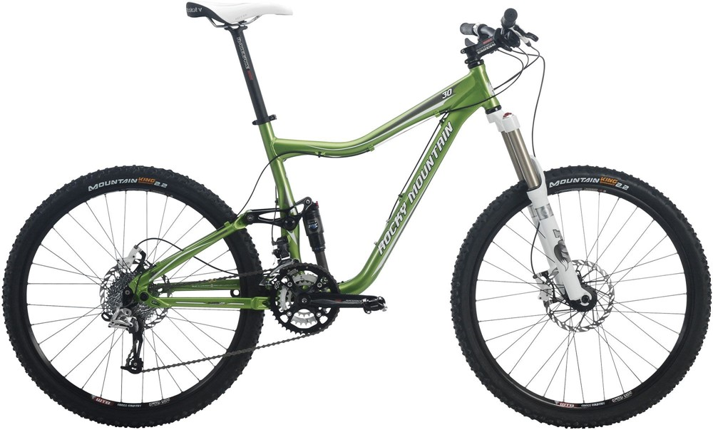 2010 rocky mountain altitude 30 bicycle details. Black Bedroom Furniture Sets. Home Design Ideas