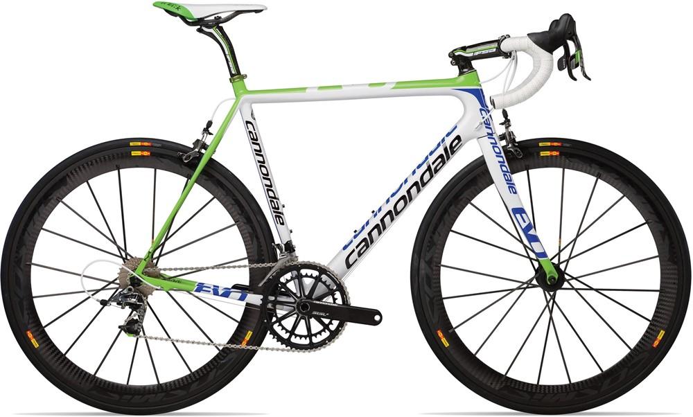 aab4dc7f4be 2013 Cannondale SuperSix EVO Hi-MOD Team - Bicycle Details ...