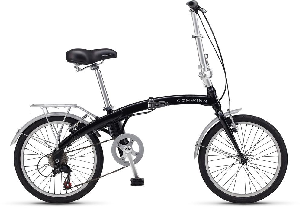 2012 Schwinn World Folding One Bicycle Details