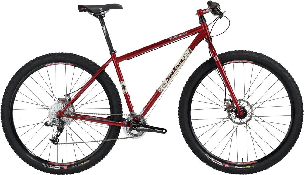 Bicycle Blue Book Value >> 2008 Salsa El Mariachi Bicycle Details Bicyclebluebook Com