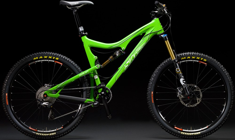 2012 Santa Cruz Blur LT C (R AM Kit) - Bicycle Details ...