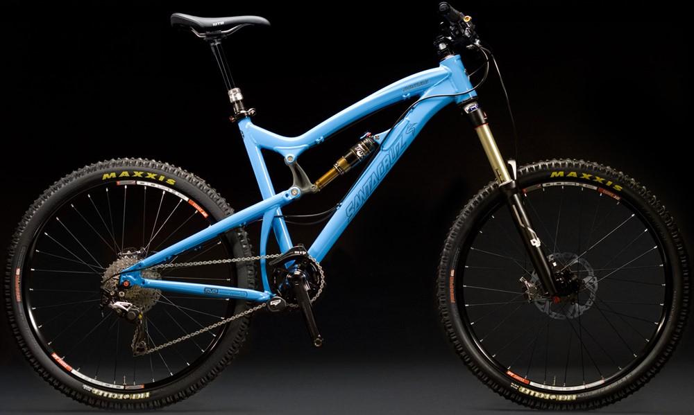 2012 Santa Cruz Nomad R Am Kit Bicycle Details