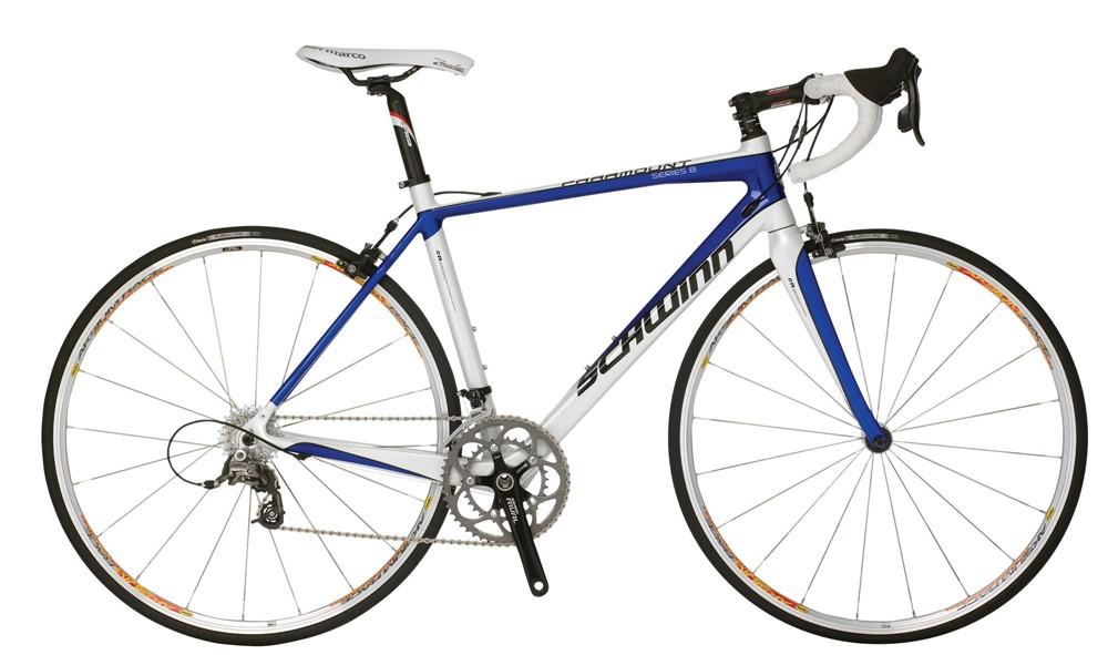 2009 Schwinn Paramount Series 8 - Bicycle Details