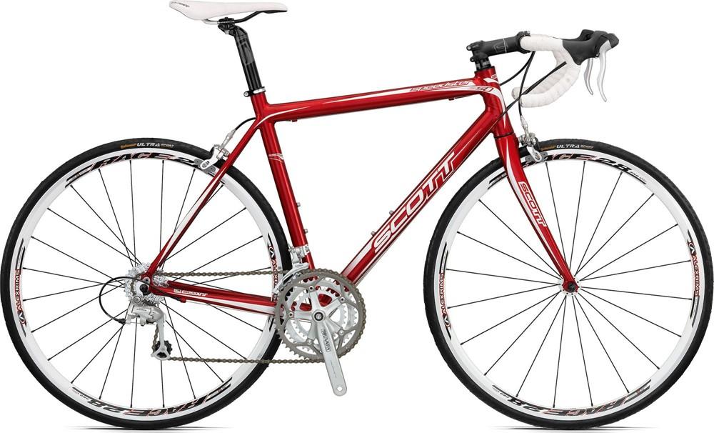 2010 Scott Speedster S50 - Bicycle Details - BicycleBlueBook.com