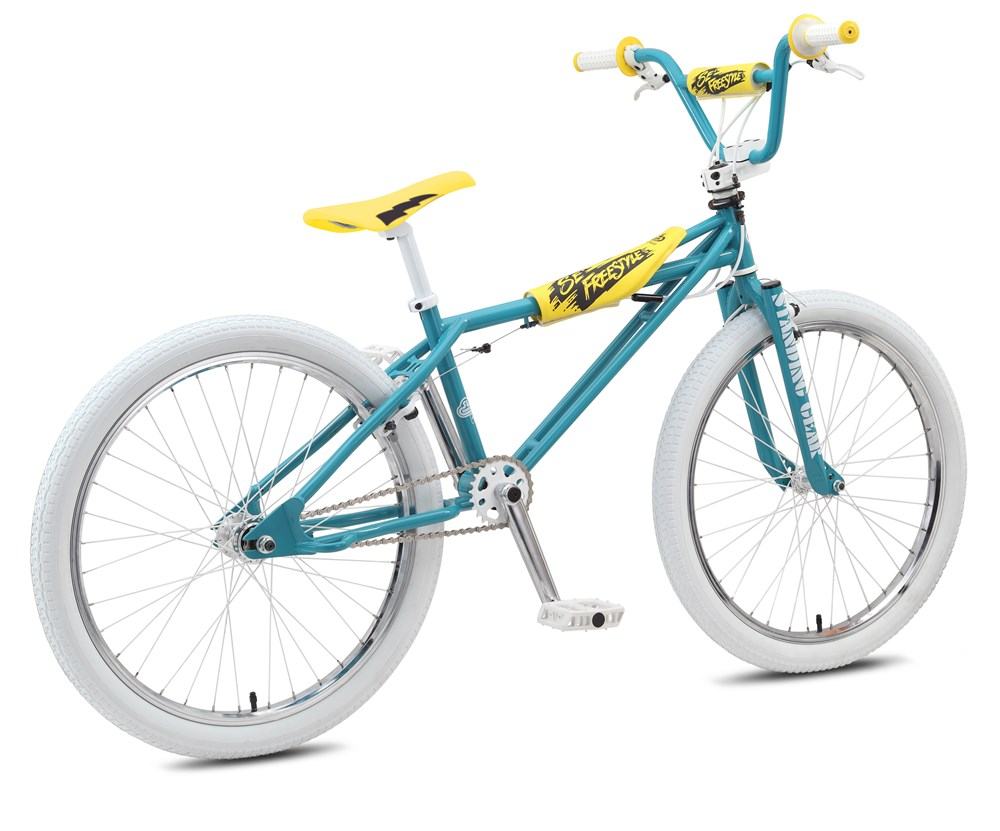 2015 Se Racing Quadangle Freestyle 24 Inch Bicycle Details