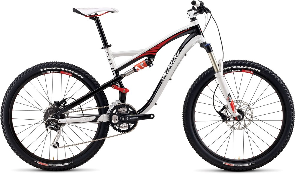 2011 Specialized Camber Elite - Bicycle Details